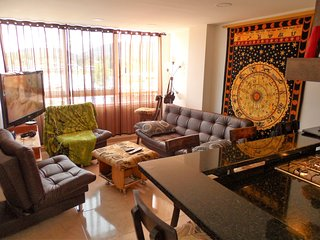 Luxury 2 Bedroom Lake View In-Town Apartment Downtown Guatape - Guatape vacation rentals