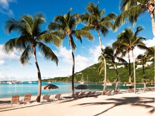 Luxury 2 Bedroom Villa - 7 Nights Checking in Friday January 19 to 26, 2018 - Cruz Bay vacation rentals