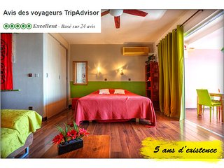 Beautiful Studio with A/C and Television - Papeete vacation rentals