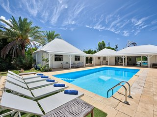 Comfortable Villa with Internet Access and Private Outdoor Pool - Terres Basses vacation rentals