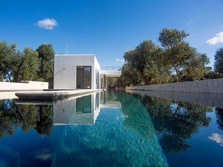 A chic, contemporary, architect-designed villa near the beaches of Puglia - San Vito dei Normanni vacation rentals