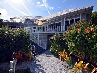 Waterfront Luxury Home with Beach Access, Pool and Elevator - Captiva Island vacation rentals