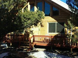 *FAMILY/PET FRIENDLY- LOG CABIN/HOME. FLEX Pricing. - Crestone vacation rentals