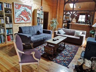 Chambre d'hôte dans les bois en Ardenne - Hotton vacation rentals