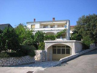 Apartment Marino 2+2 ,full equipped appartmants,private parking,terrace,sea view - Novi Vinodolski vacation rentals