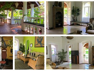 VILLA LOU Goan Villa with Daily Maid 15 minutes to Anjuna Beach - Verla Canca vacation rentals