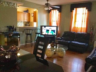 Spacious  two bed rooms condo in Inwood, uptown - New York City vacation rentals