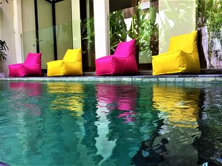 *NEW* HIDEAWAY - BALI SALE! TRANSFERS/BREAKFAST INCLUDED - Seminyak vacation rentals