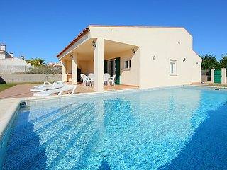 4 bedroom Villa in Miami Platja, Costa Daurada, Spain : ref 2010685 - Montroig vacation rentals