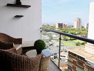 Apartment with view to the Golf of San Isidro - Lima vacation rentals