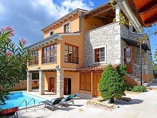 3 bedroom Villa in Svetvincenat, Istria, Croatia : ref 2214376 - Bibici vacation rentals