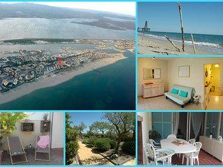 AU SOULAIROL rez de jardin en bord de plage - Port Leucate vacation rentals