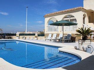 Casa Santa Pola. Close to restaurants and shops - Gran Alacant vacation rentals