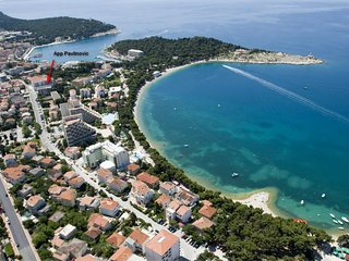 Apartment for 5 persons 100 m from the sandy beach - Makarska vacation rentals