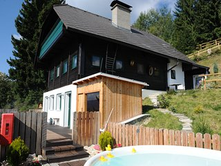 Glühwürmchenhütte, Natur, Luxus, Wellness !!! Hot Pot, Sauna, Lagerfeuerplatz!!! - Ratten vacation rentals