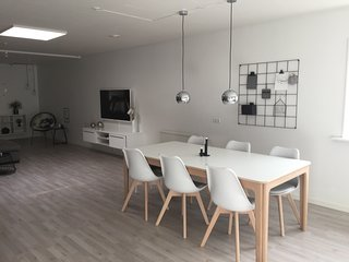 Spacious & new top floor apartment in the middle of the Faroe Islands. - Runavik vacation rentals