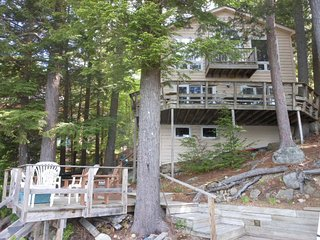 House on Lake Winnipesaukee with private dock and spectacular views! - Meredith vacation rentals
