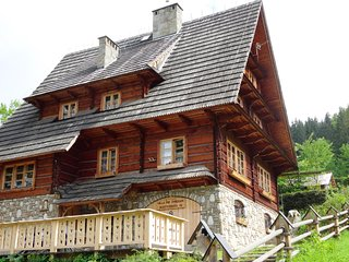 Zakopane Willa Pod Smrekami. Family Room, accommodation for 3-4 guests - Zakopane vacation rentals
