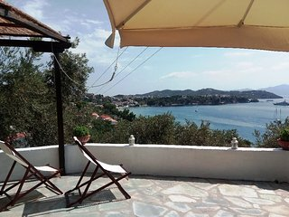 Terrace over the Agean, villa with 3 bedrooms overlooking Ftelia - Megali Ammos vacation rentals