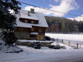 Zakopane Willa Pod Smrekami Family Room w/balcony Accommodation for 3-4 guests. - Zakopane vacation rentals
