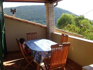 Bilocale con terrazza panoramica - Marciana vacation rentals