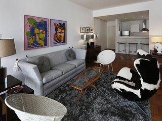 Rio006 - 2 bedroom apartment in Ipanema - Ipanema vacation rentals