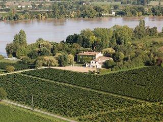 En plein coeur des vignobles de Bordeaux - Fronsac vacation rentals