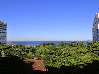 Rio107-Beautiful 2 bedroom apartment in Copacabana with ocean view - Rio de Janeiro vacation rentals