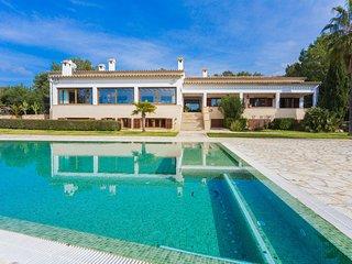 Bright 5 bedroom Villa in S'Alqueria Blanca with Internet Access - S'Alqueria Blanca vacation rentals