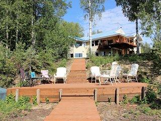 Backcountry B&B Willow Alaska, The Montana Creek Room, Sleep 2-4 - Willow vacation rentals