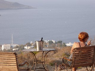 Leros Villa via savoia ! 4 bedroom*** 4 wc . Private entrance in every bedroom ! - Agia Marina vacation rentals