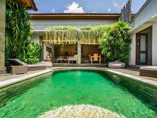 Charming 3bdrs Villa In Seminyak - Villa Chamade - Seminyak vacation rentals