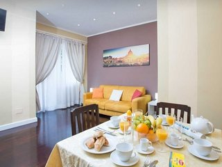 Longhi Holidays House 4 people WiFi Near Metro - Rome vacation rentals
