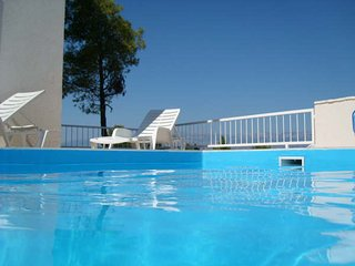 Swimming Pool Apt, Great Views from Balcony, 800m to beach, Quiet Neighbourhood - Supetar vacation rentals