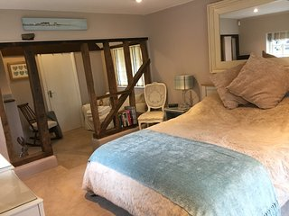 Self-contained annex with own entrance and parking - West Tytherley vacation rentals