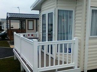 Willerby Sierra 2016 Two bedrooms luxury caravan with veranda - Mersea Island vacation rentals