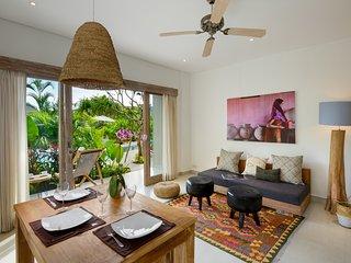 A1 beautiful 55 sqm fully equipped apartment 300m from batubolong beach - Canggu vacation rentals