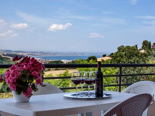 Modern apartment with panoramic terrace and sea view - Ancona vacation rentals