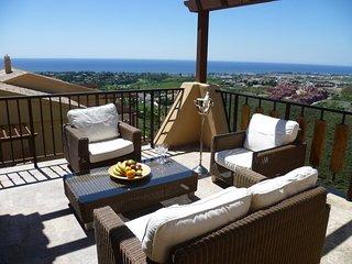 6482 - Luxury one level Penthouse - Benahavis vacation rentals