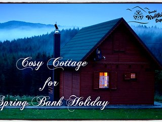Cottages in Istebna - Krotki Szpic - Istebna vacation rentals