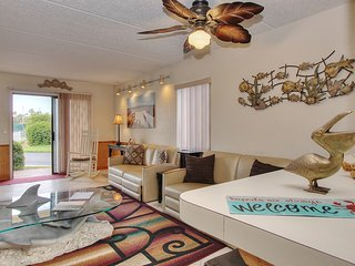 Perfect Condo with Internet Access and DVD Player - Saint Augustine Beach vacation rentals