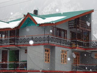 Spacious Manali Tehsil vacation House with Wireless Internet - Manali Tehsil vacation rentals