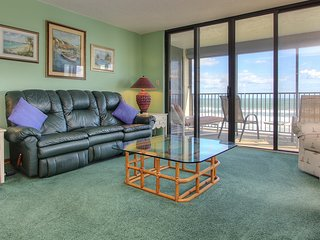 Nice Condo with Internet Access and Balcony - Saint Augustine vacation rentals