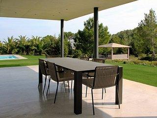 Comfortable 4 bedroom Villa in Es Cubells - Es Cubells vacation rentals