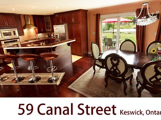 Bright House with Deck and Boat Available - Keswick vacation rentals