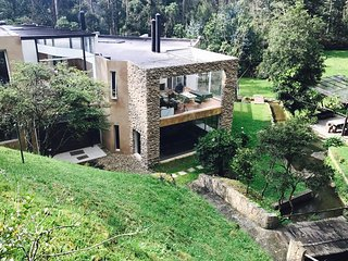 Bog001-Amazing estate with private pool, tennis and garden in Rosales - Bogota vacation rentals