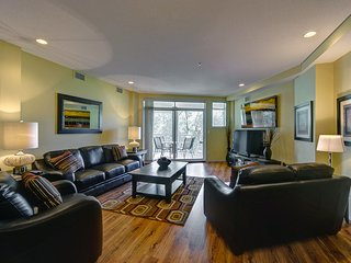 Second Level Condo in the Heart of Downtown Kelowna; Lake & Mountain View - Kelowna vacation rentals