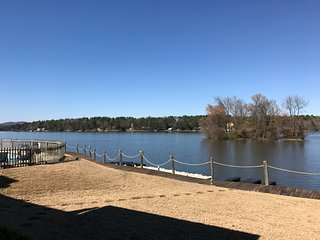 Secluded Lake Front Condominium - Just Purchased & Remodeled - Lake Hamilton vacation rentals