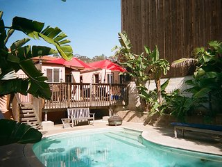 HISTORIC OLD TOWN DISTRICT STUDIO ,POOL and CABANA / W PARKING ! - Pacific Beach vacation rentals