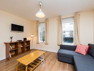 Spacious central 2BDM near Temple Bar Trinity College - Dublin vacation rentals